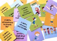 Memory dei diritti dei bambini